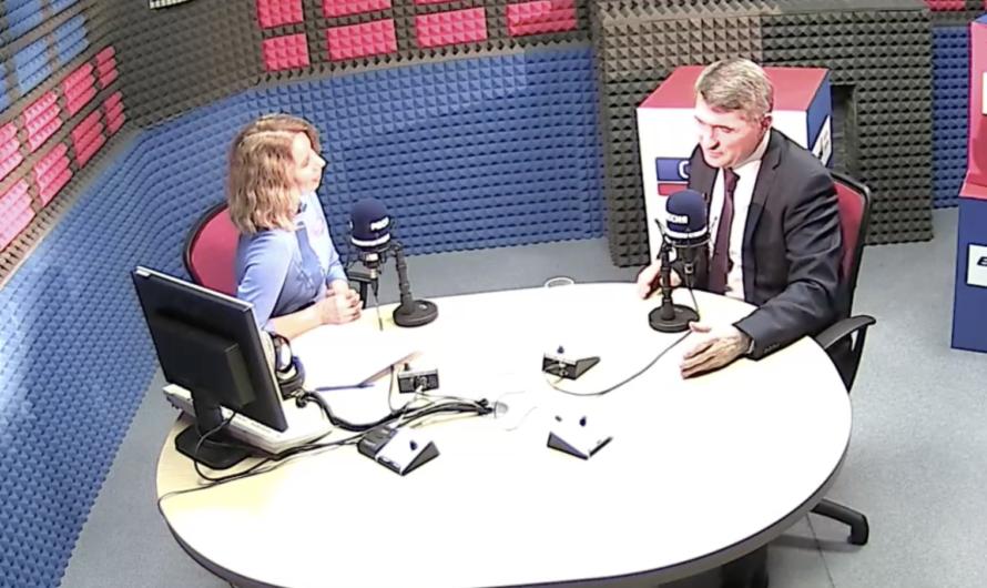 Врио главы Чувашии Олег Николаев: «Денег хватит на всё»