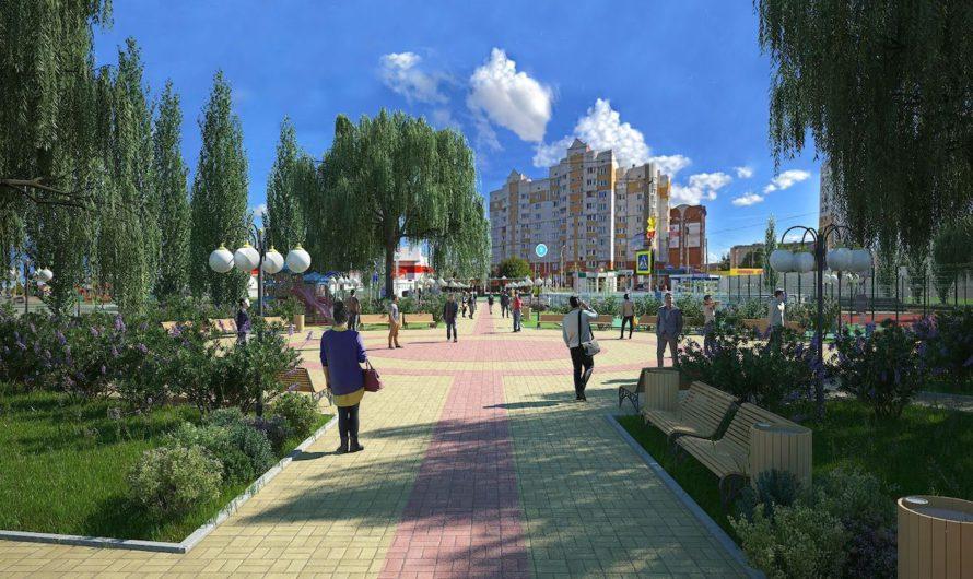 В Чебоксарах выбирают объекты благоустройства на 2022-2023 годы
