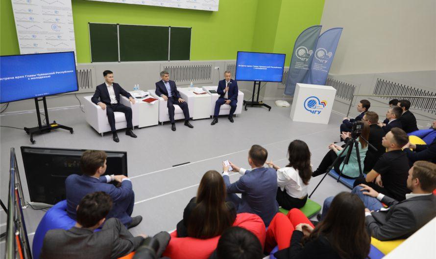 Олег Николаев задал курс на омоложение власти