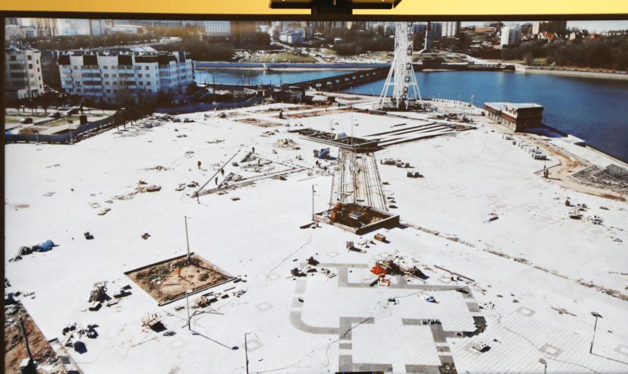 Чебоксарский залив начнут реконструировать уже в этом году