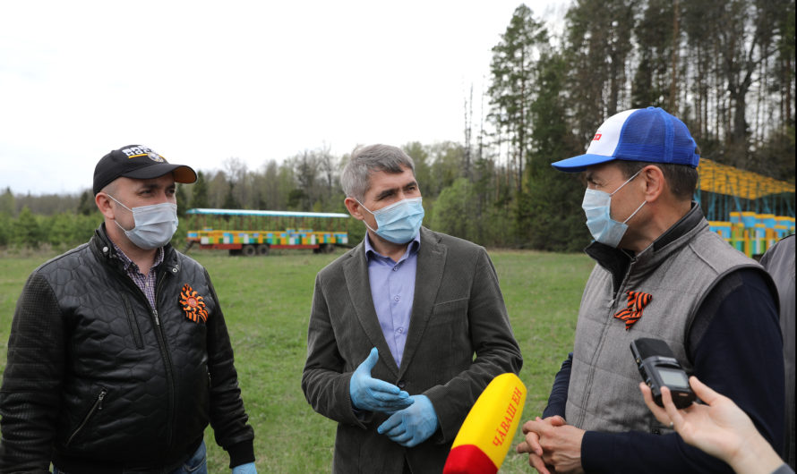 Баночки с чувашским медом разойдутся сувенирами