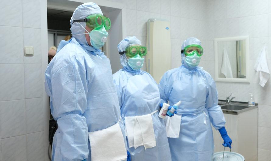 Минздрав Чувашии разъяснил, как начисляются дополнительные выплаты врачам за работу с больными коронавирусом