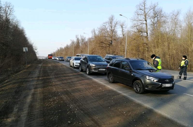 Жителя Моргаушского района с подтвержденным COVID-19 оштрафовали на 15 тысяч рублей