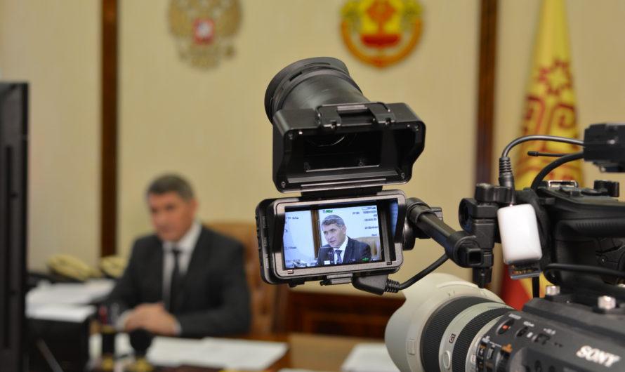 После обращения журналистов Олег Николаев поручил Минтрансу республики разобраться с освещением новой дороги