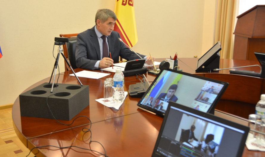Олег Николаев поручил разработать план решения проблем многодетных семей из Цивильского района