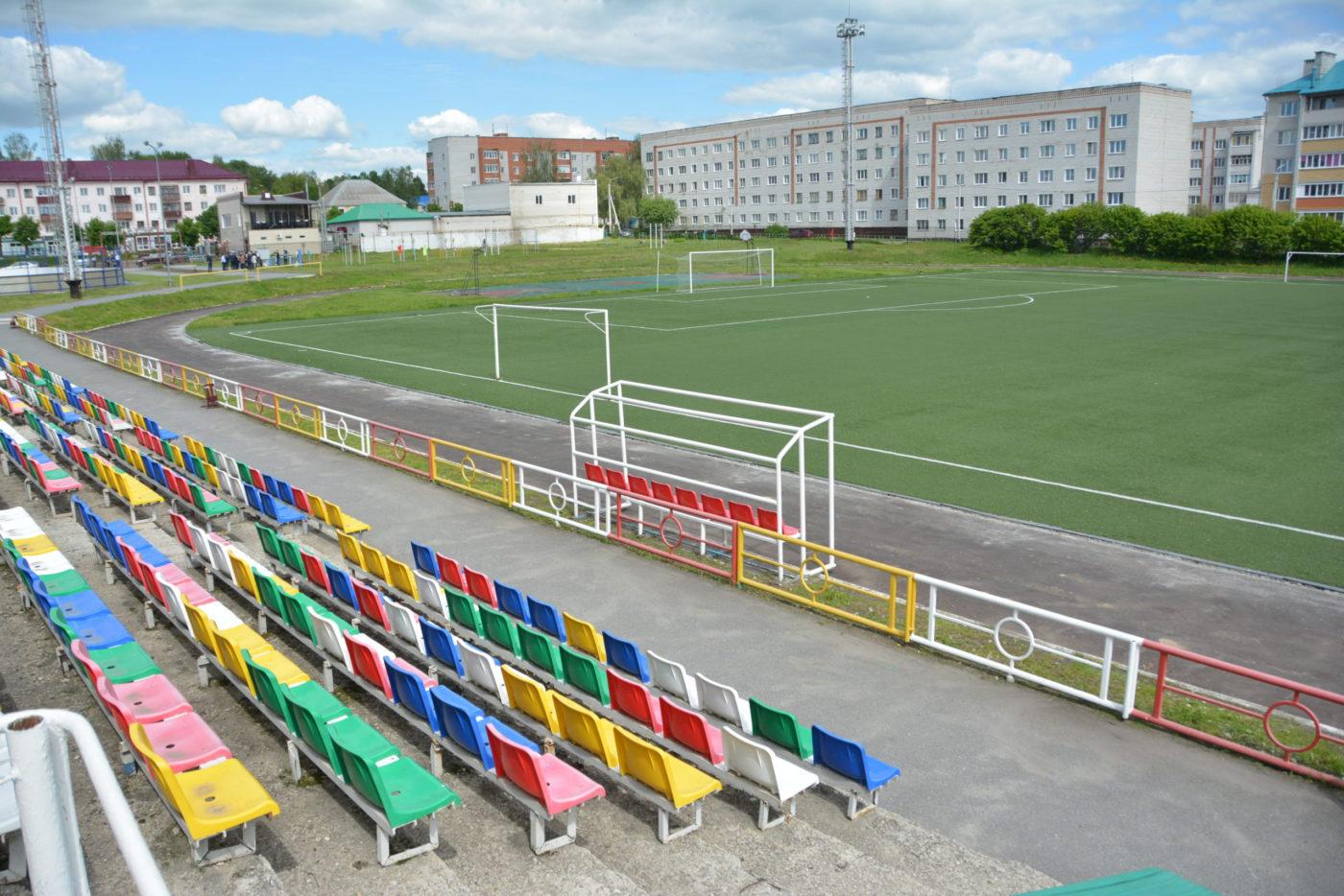 В Шумерле планируется строительство футбольного манежа