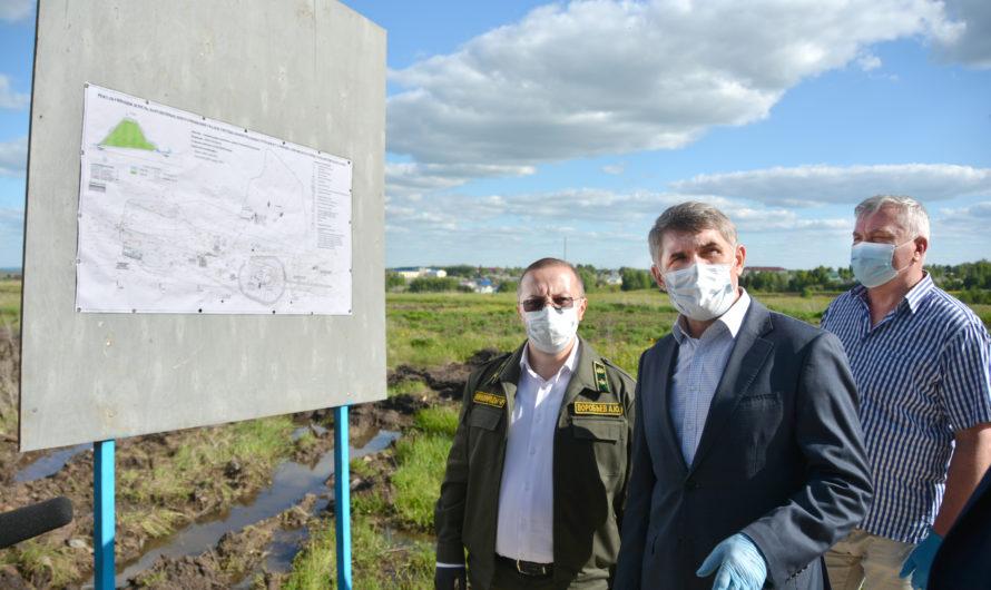 Рекультивация свалки в Аликово вернет в оборот более 6 гектаров земли