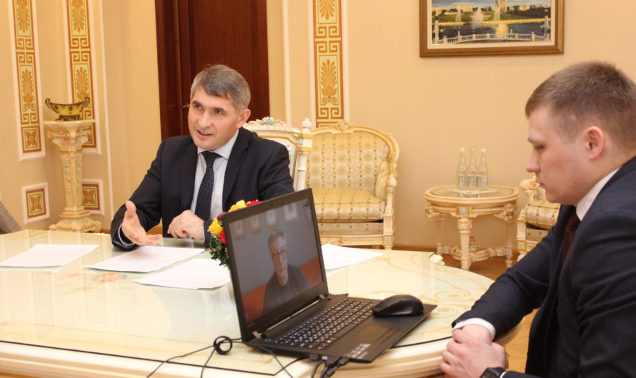 Олег Николаев рассказал об участии в выборах Главы Чувашии
