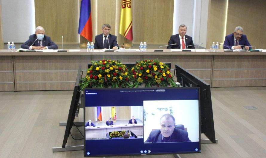 Депутаты Госдумы от Чувашии инициируют обращение к Правительству РФ по «Чистой воде»