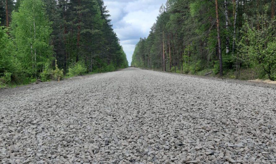 Автодорогу регионального значения в Алатырском районе отремонтируют по технологии холодной регенерации