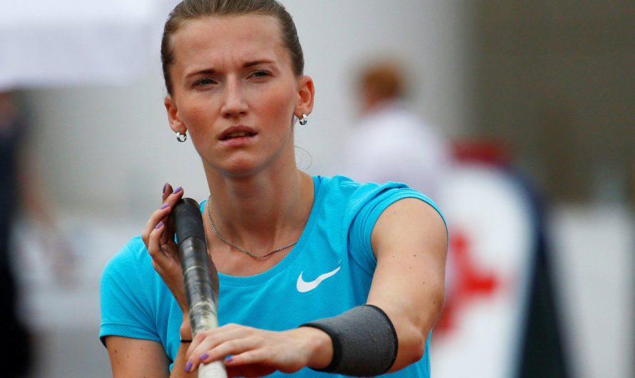 Чемпионка мира по прыжкам с шестом Анжелика Сидорова получила приглашение на международный турнир в Швейцарию