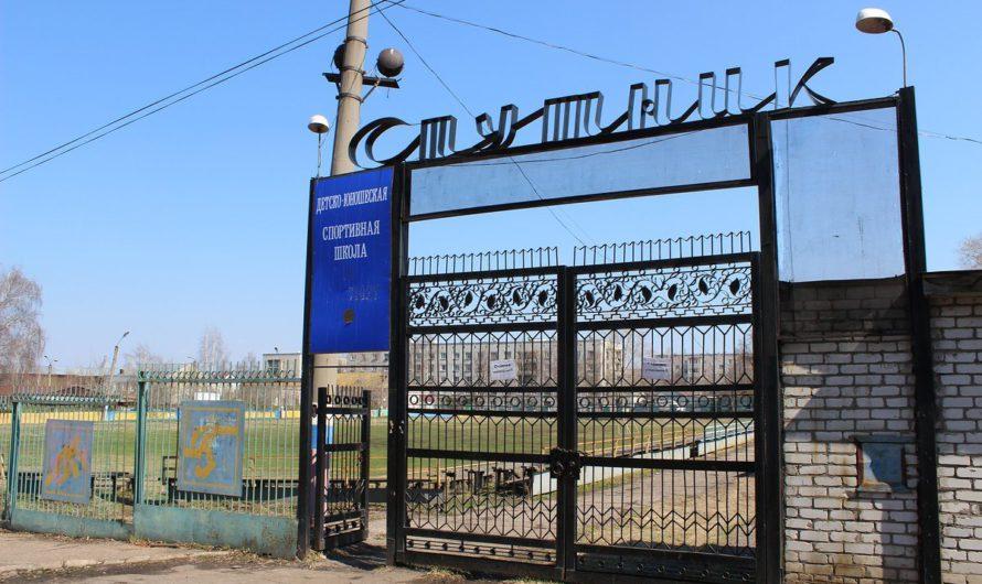 Олег Николаев проверил скандально известную хоккейную площадку в Алатыре