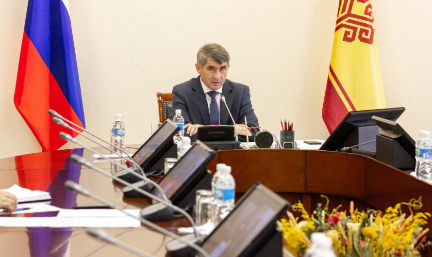 Олег Николаев: говорить о смягчении ограничительных мер в Чувашии пока рано