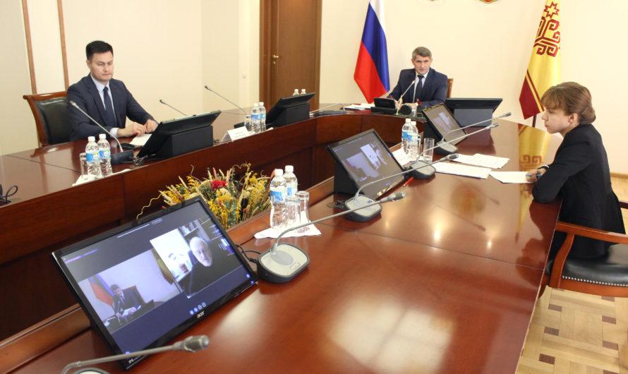 Врио Главы Чувашии Олег Николаев поручил изучить рынок труда республики