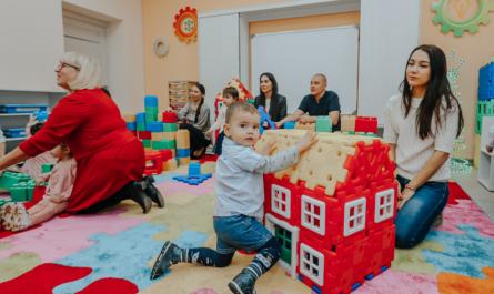 В столице Чувашии идет прием детей в детские сады на новый учебных год
