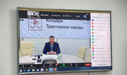 Всеволод Бабушкин, концерн Тракторные заводы