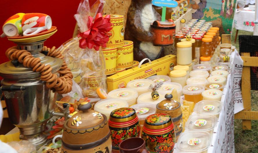 Аграрии Чувашии оформили свою продукцию в символике 100-летнего юбилея