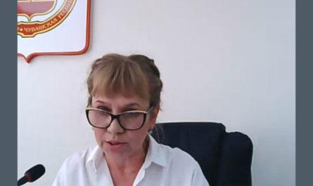 арсентьева: коронавирусные выплаты соцработникам чувашии