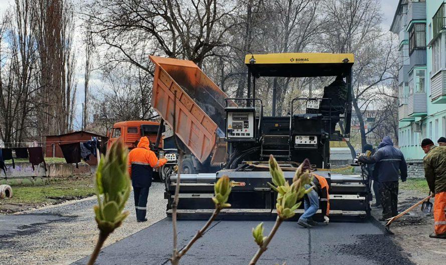 Республиканская программа ремонта дворов будет продлена на три года