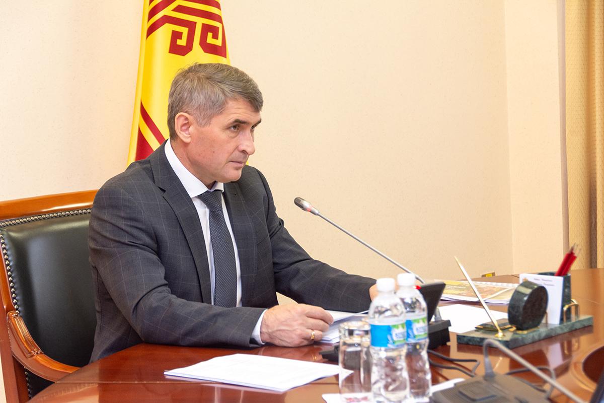 Олег Николаев о развитии Чувашии