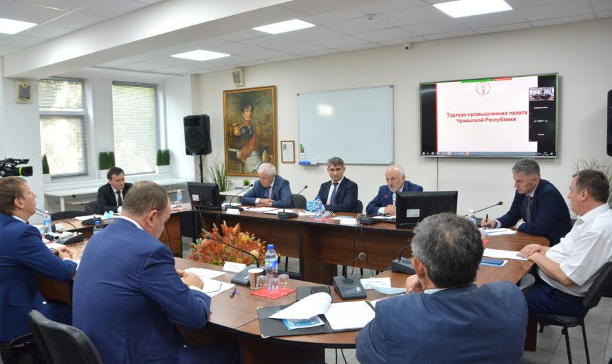 Дискуссионная площадка власти и бизнеса поможет развитию предприятий Чувашии