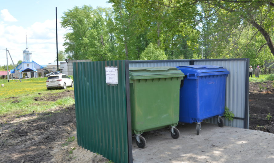 Внедрение схемы раздельного сбора мусора должно снизить расходы жителей Чувашии на вывоз ТКО