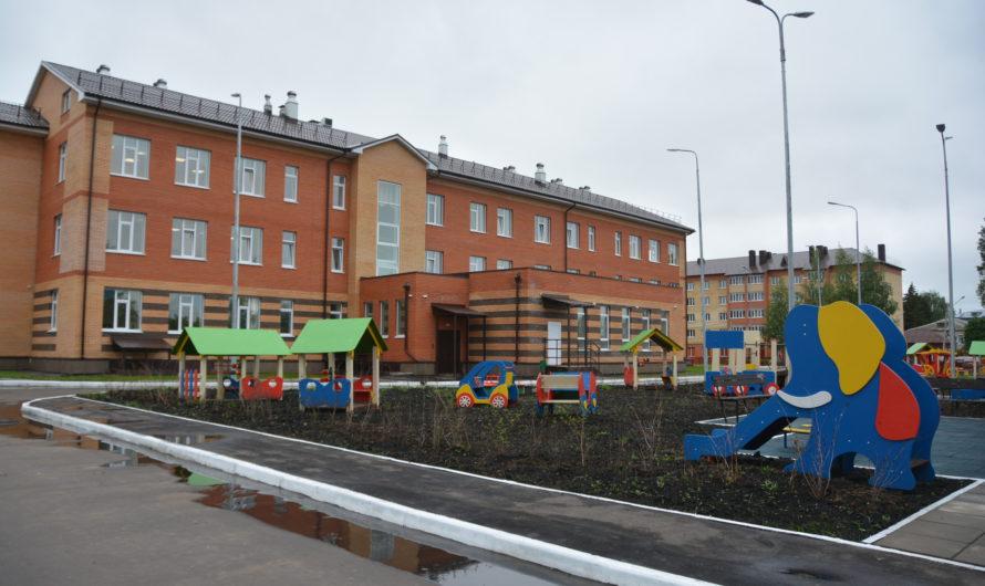 В конце июня в Цивильске откроют новый детский сад
