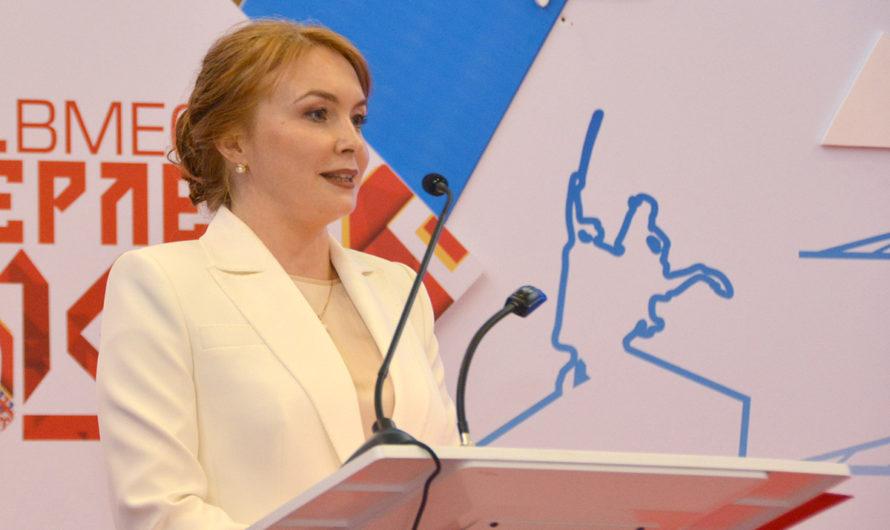 Новый лидер рассказала, как будет развиваться Союз женщин Чувашии