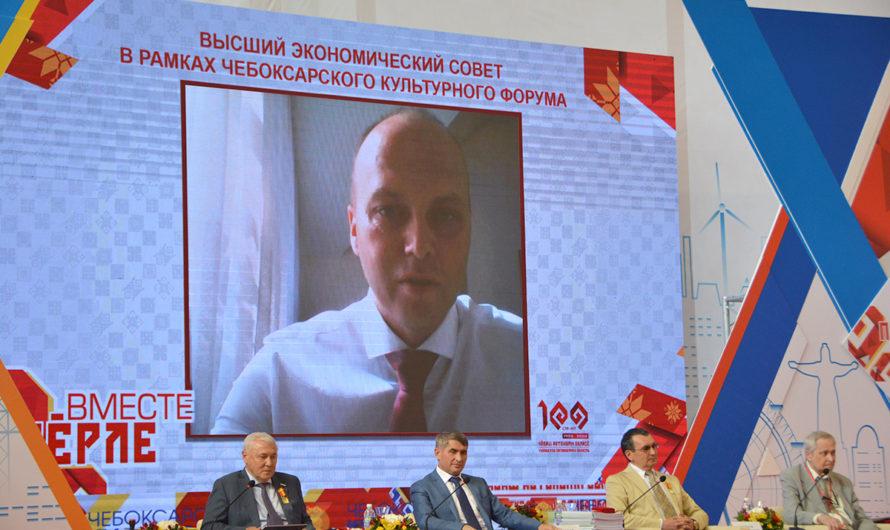 В Москве поддерживают каждое отраслевое направление пятилетней программы развития Чувашии
