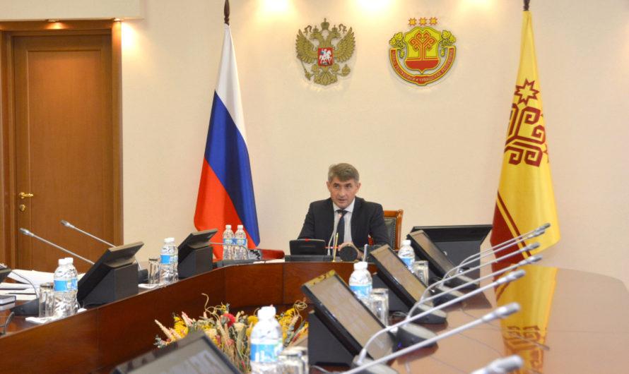 Олег Николаев призвал политические силы Чувашии принять участие в обсуждении программы ВЭС