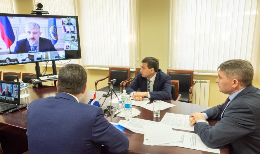 На празднование 100-летия Чувашии руководитель региона пригласил министра транспорта России