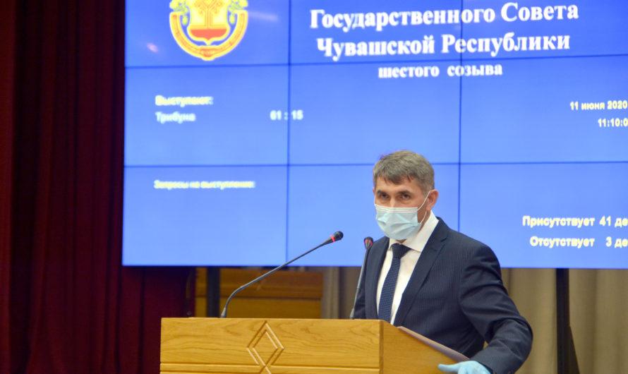 Олег Николаев: Республиканскому правительству стоит переформатировать свою работу и повысить эффективность