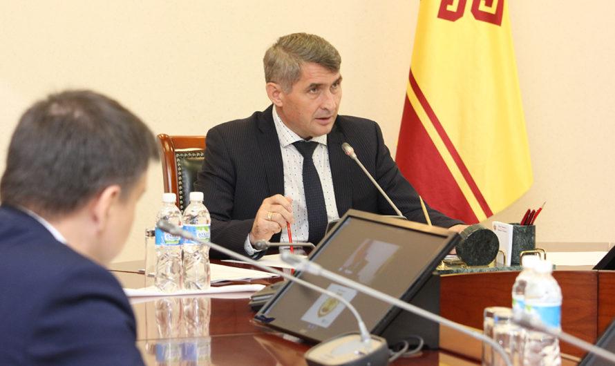 Министерства в Чувашии представили свои стратегия развития
