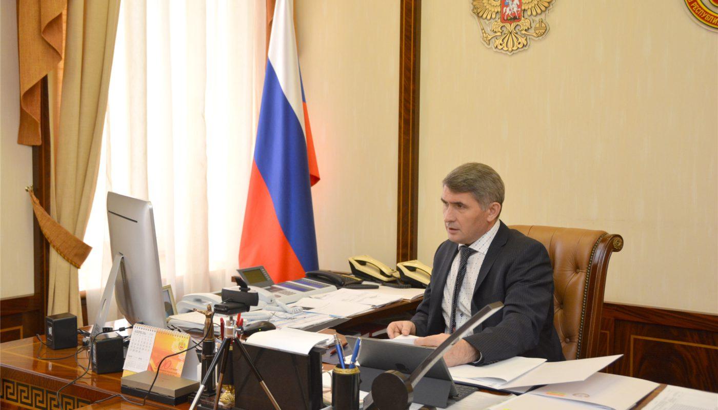 Олег Николаев сказал главам муниципалитетов объясниться перед населением
