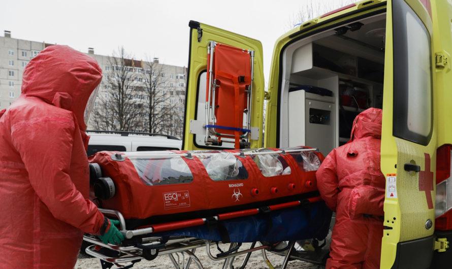 Олег Николаев: Важно оперативно помочь тем, кому нужна неотложная медицинская помощь