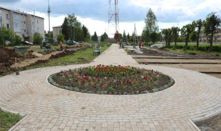 площадь в Красных Четаях