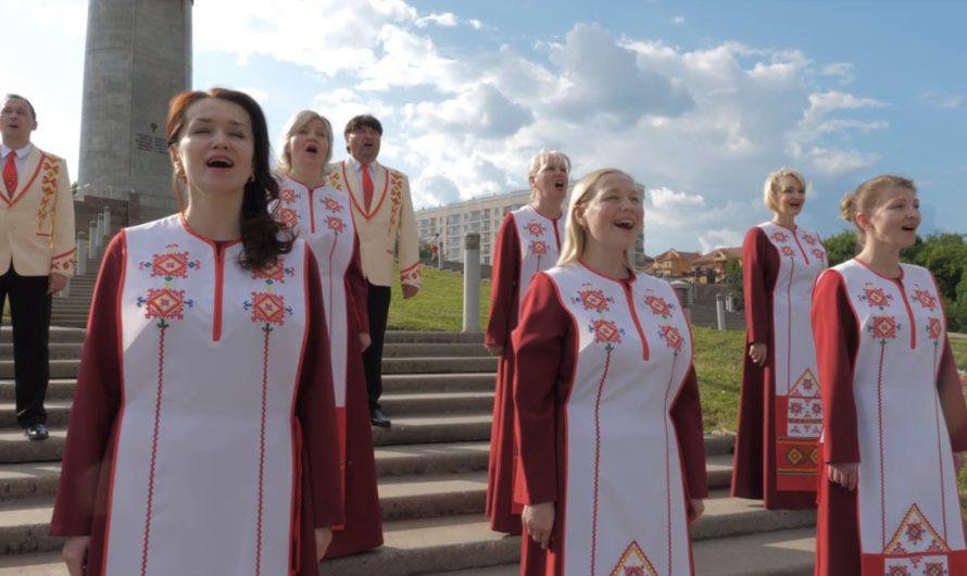 Гимн России из Чувашии прозвучит на всю страну