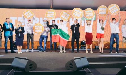 Один из грантов молодежного образовательного форума «Территория смыслов» выиграл участник из Чувашии