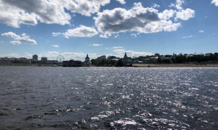 «Оздоровление Волги» существенно сократит сброс неочищенных стоков в реку