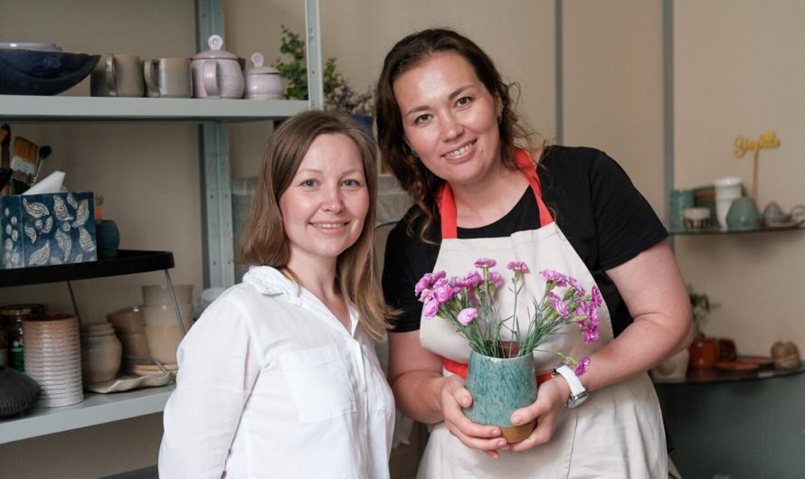 Две жительницы Чувашии выиграли грант на открытие своего дела