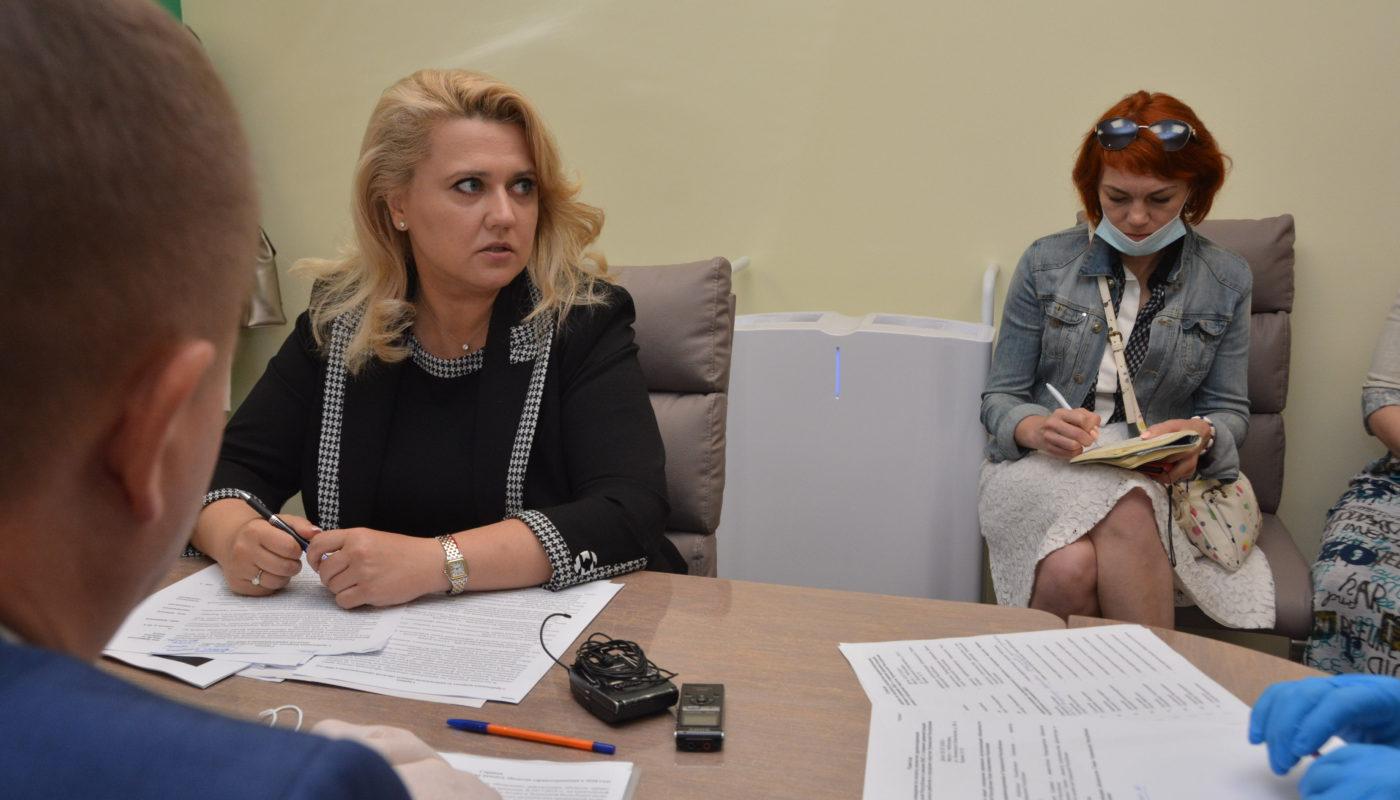 Алла Салаева предложила комплексный подход в проектировании медучреждений