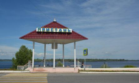 Проект по развитию Козловки включает реконструкцию набережной