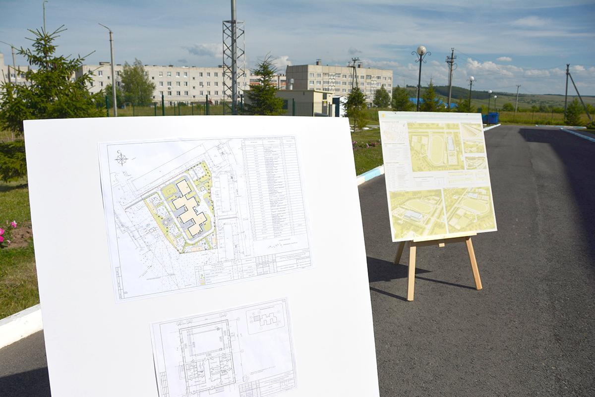 Новый детский сад в Козловке, проект