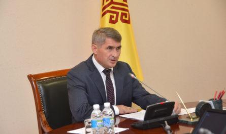 Олег Николаев потребовал соблюдения «антиковидных» мер