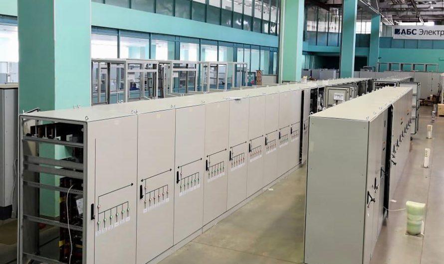 АБС Электро поставляет оборудование для строительства станции московского метрополитена