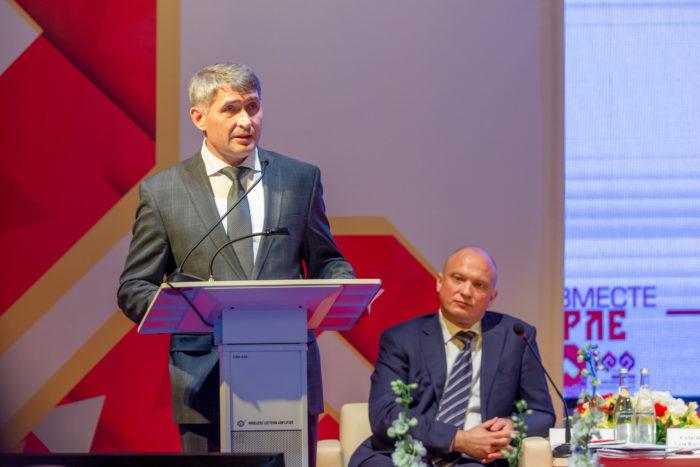 Олег Николаев на Высшем экономическом Совете Чувашской республики