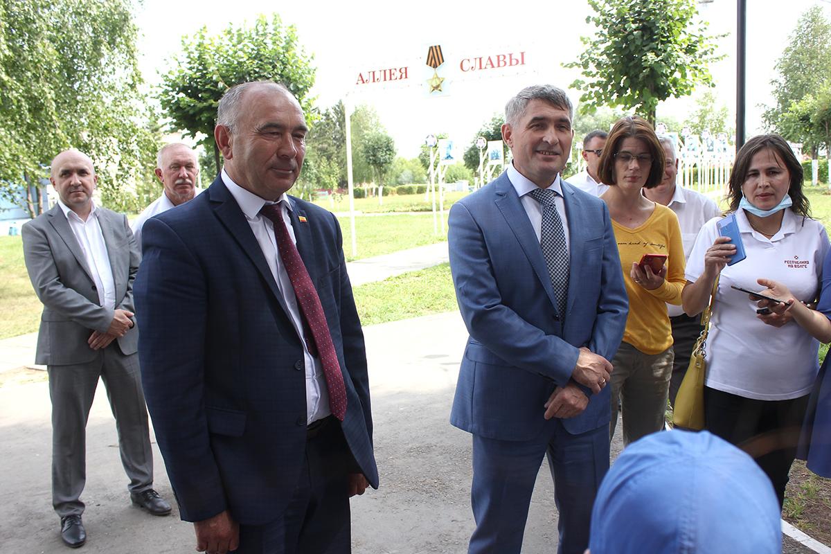 В чувашском селе Красноармейское появится свой бассейн