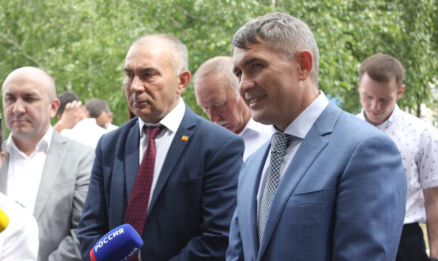 Населенные пункты Чувашии получили 100 тысяч рублей на благоустройство