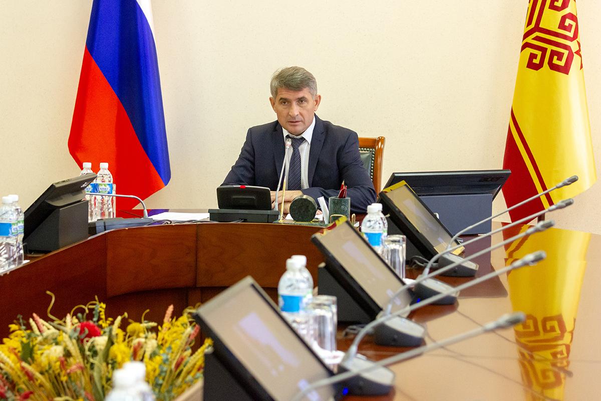 Олег Николаев поручил кардинально усилить работу в области обращения с ТКО
