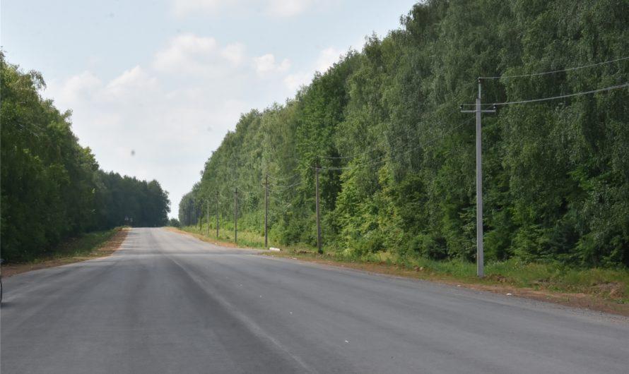 Козловку и Новочебоксарск свяжет новая дорога